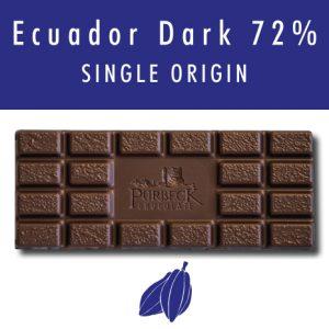 Single origin Vegan Dark Chocolate